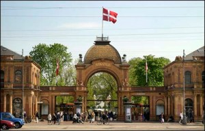 Tivoli Main entrance